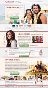 Divorce dating website