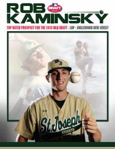 Rob Kaminsky Book cover