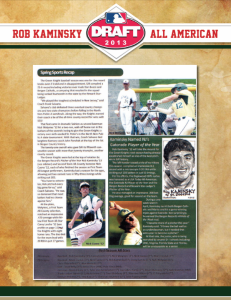 Booklet draft page