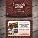 Chocolate Works Post Card