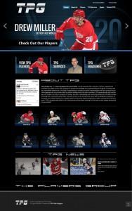 TPG Hockey Website full