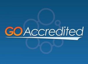 Go Accredited Logo