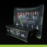 Anti3 Backdrop & Table