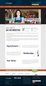 Web development Go Acccredited