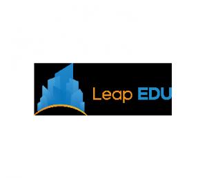Leap EDU Logo