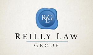 The reilly law group logo