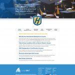 Leap Edu Hofstra Page Design
