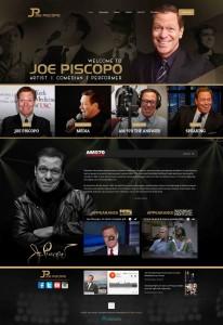 Joe Piscopo Website Full
