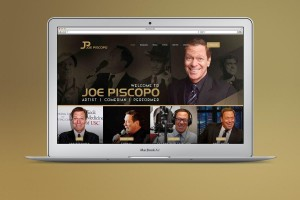 Joe Piscopo computer
