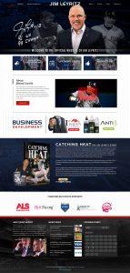 Jim Leyritz Website Full