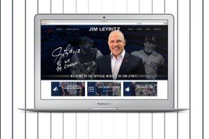 Jim Leys Website computer