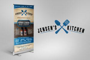 Jensens Kitchen Pull Up