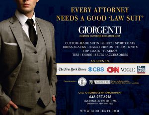 Giorgeni lawyer Poster
