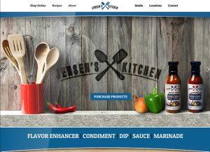 Jensens kitchen header