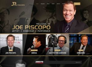 Joe Piscopo Header