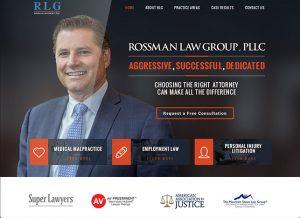 Rossman Law Group Header
