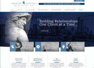 Spartan Capital header