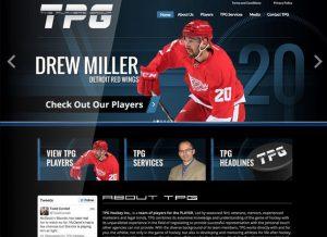 TPG Hockey header