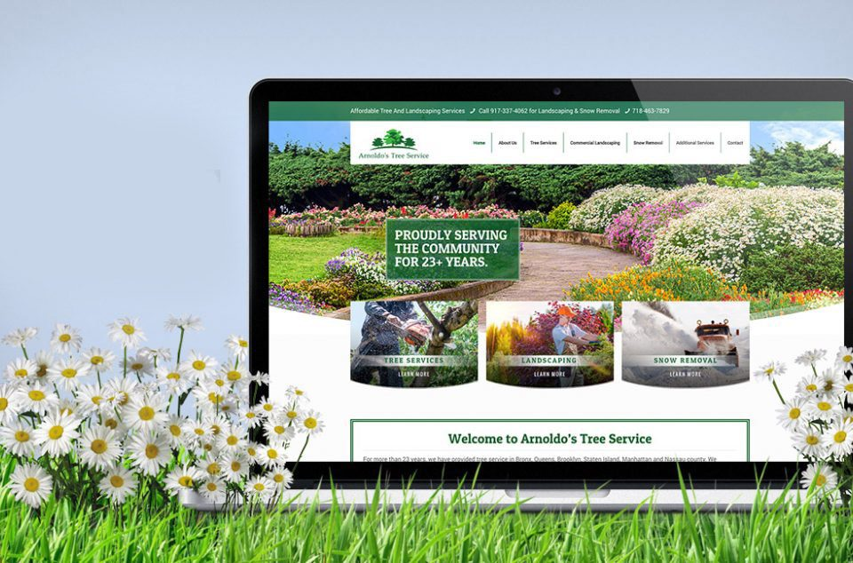 Arnolds tree service featured