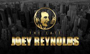 Joey Reynolds Logo Full