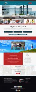 Safe Harbor full website