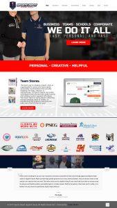 Sports Depot Website Full