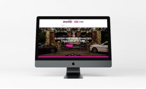 Giv N Go Website Black Computer