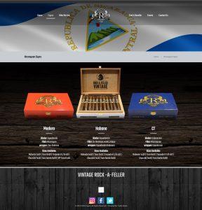 VRCG Cigars page