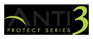 anti 3 logo