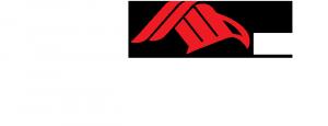 TiedIn Media 1st equity white logo