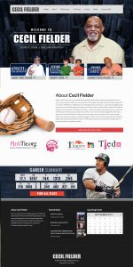 TiedIn Media cecil fielder full site