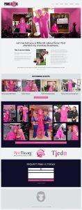 TiedIn Media pinkie g full site