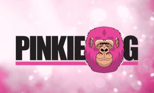 TiedIn Media pinkie g portfolio logo