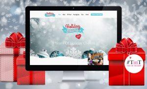 Holiday Dreams Li Tied in fb post