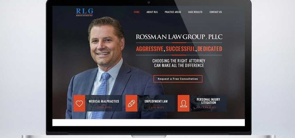 Portfolio Featured Image Rossman law