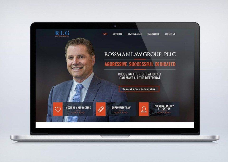 Portfolio Featured Image Rossman law