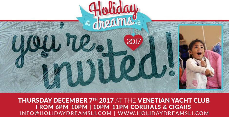 Holiday dreams Your Invited