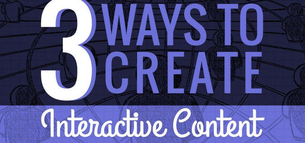 3 ways to create