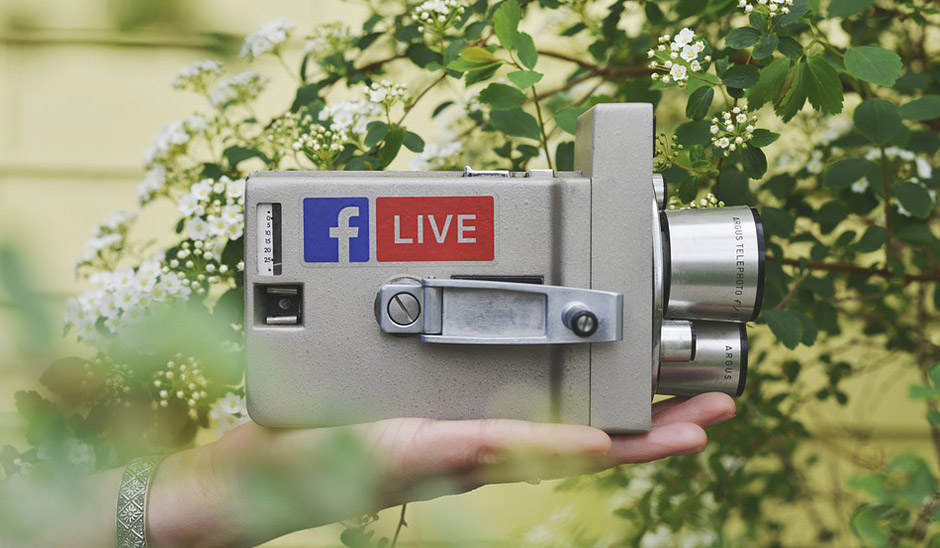 Oldschool video camera