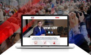TiedIn Media steve levy portfolio item