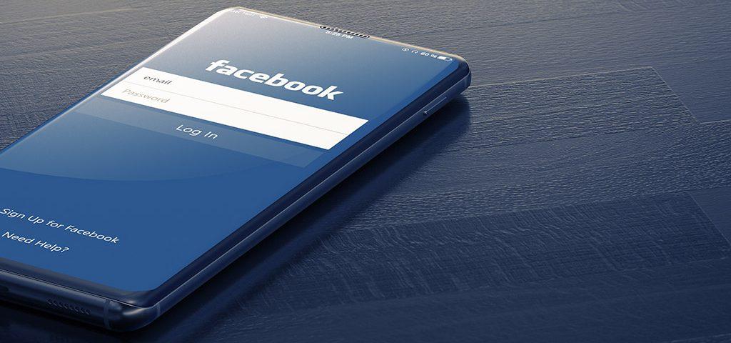 Facebook phone login