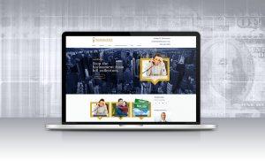 NY Bankruptcy website design