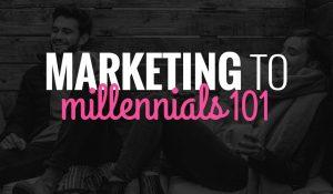 TiedIn Media Marketing to Millennials