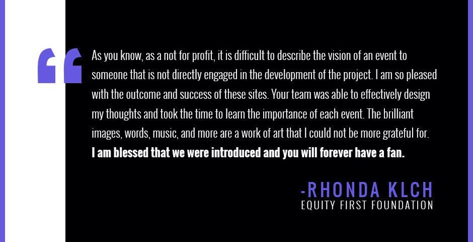 Rhonda Klch Quote