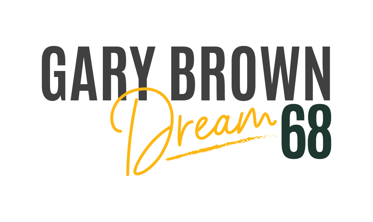 Gary Brown Dream 68 Logo