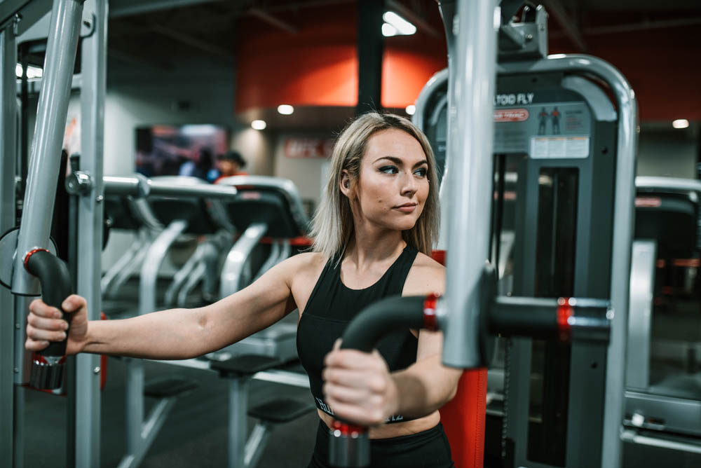 Humble Gainz exercise machine