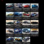 Modern Mentalist website car rental page
