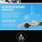 Ride With Dylan website homepage design