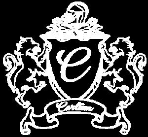 The Carltun logo white