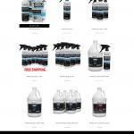 Anti 3 Protect Series website product page